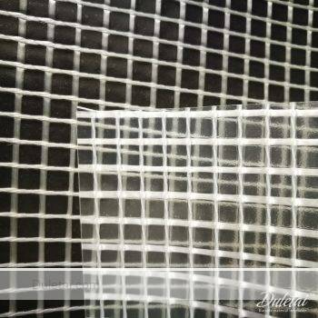 Pvc Coating 100 Polyester Knitted Color Mesh Fabric 500d