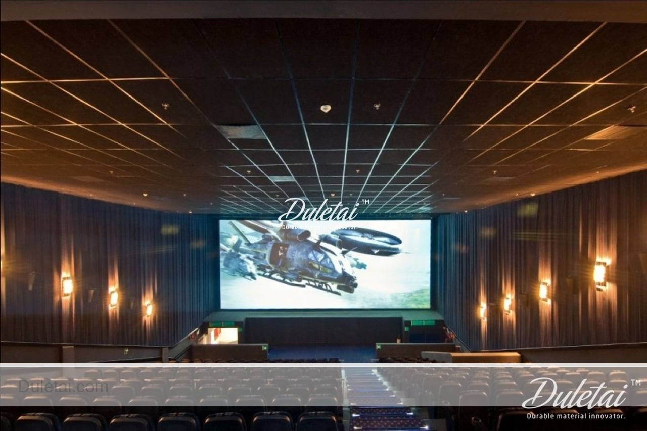 Theater Projector Screen 5 1m Projection Screen Fabric 5