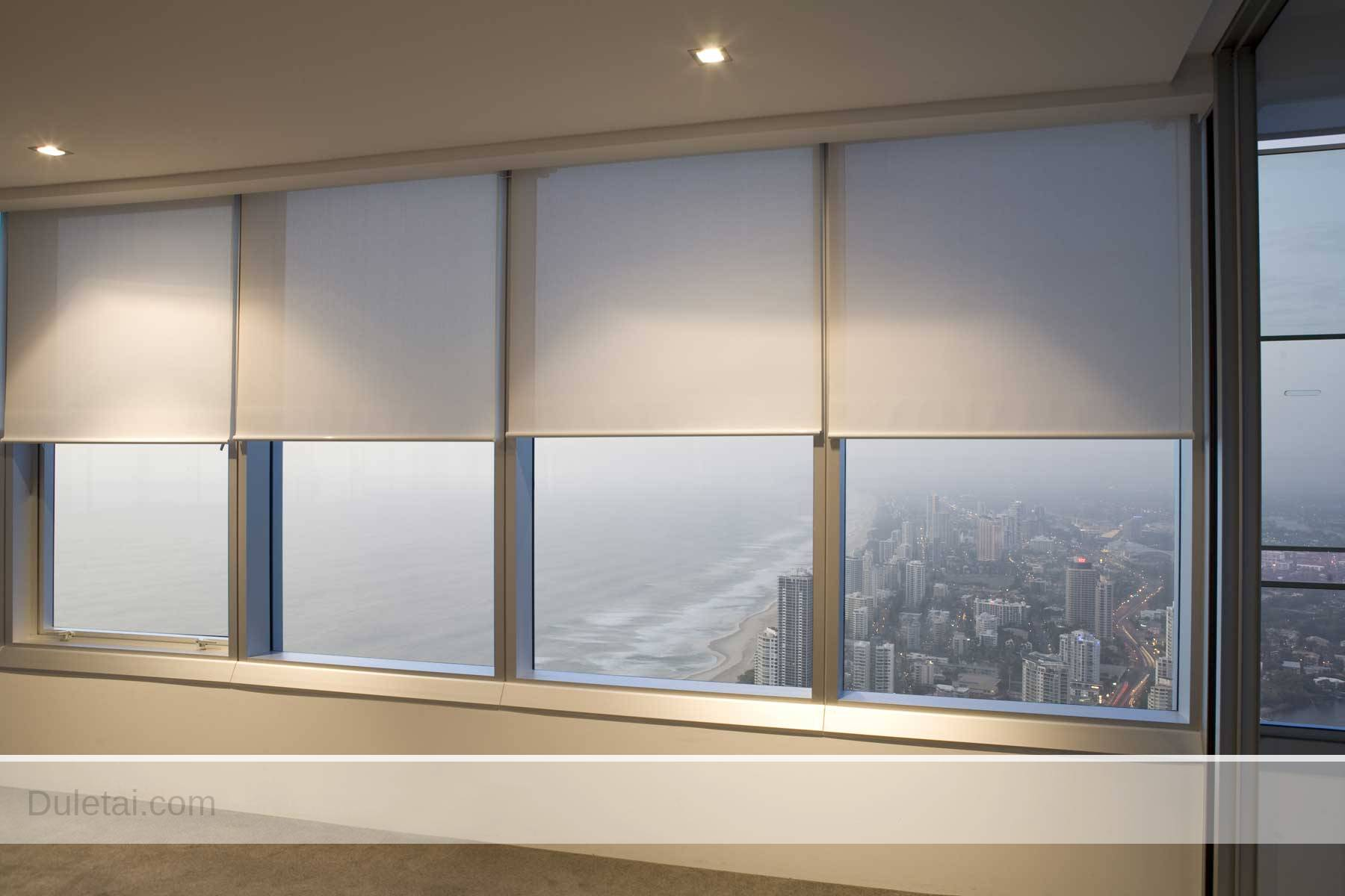Fabric For Blockout Roller Blinds Is Broadly Applied To