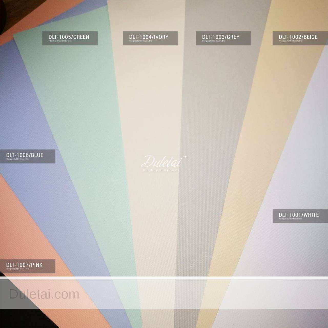 fiberglass roller blinds fabric