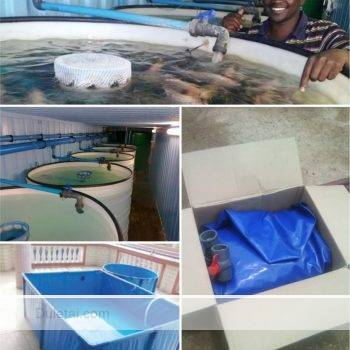fish farming tarpaulin