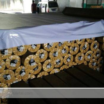 Laminated tarpaulin stocklots
