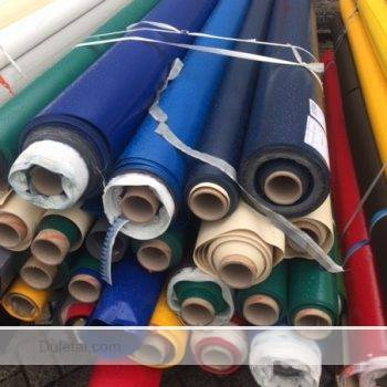tarpaulin stock lots