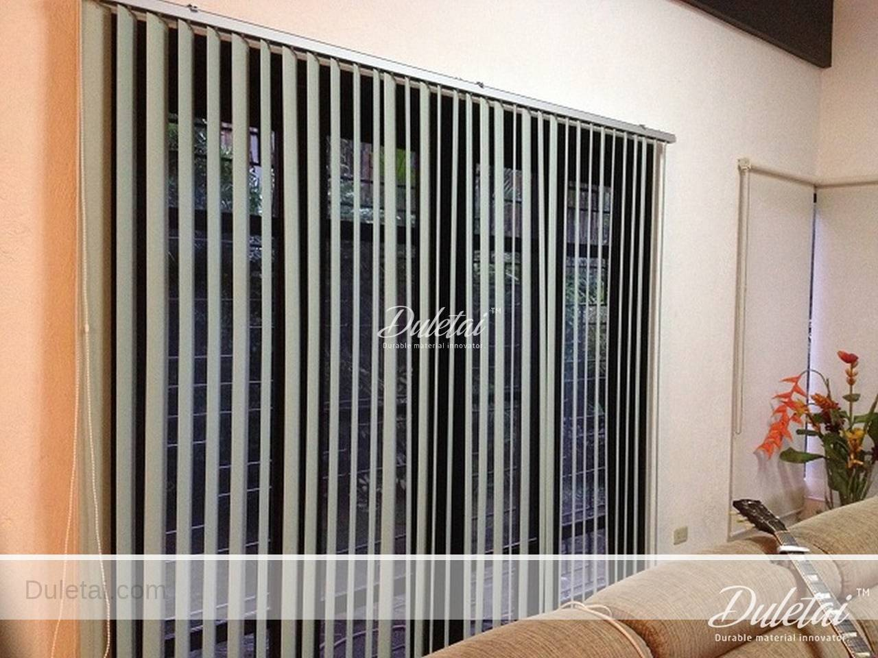 Vertical Blinds Blackout Window Curtain Fabric Manufacturer