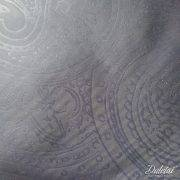 paisley pattern oxford fabric