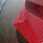 Vinyl mesh screen DLT-PM0910