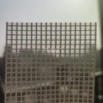 Vinyl mesh screen DLT-PM0606