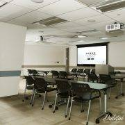 Large-Training-Room-Draper-Projector-Screen
