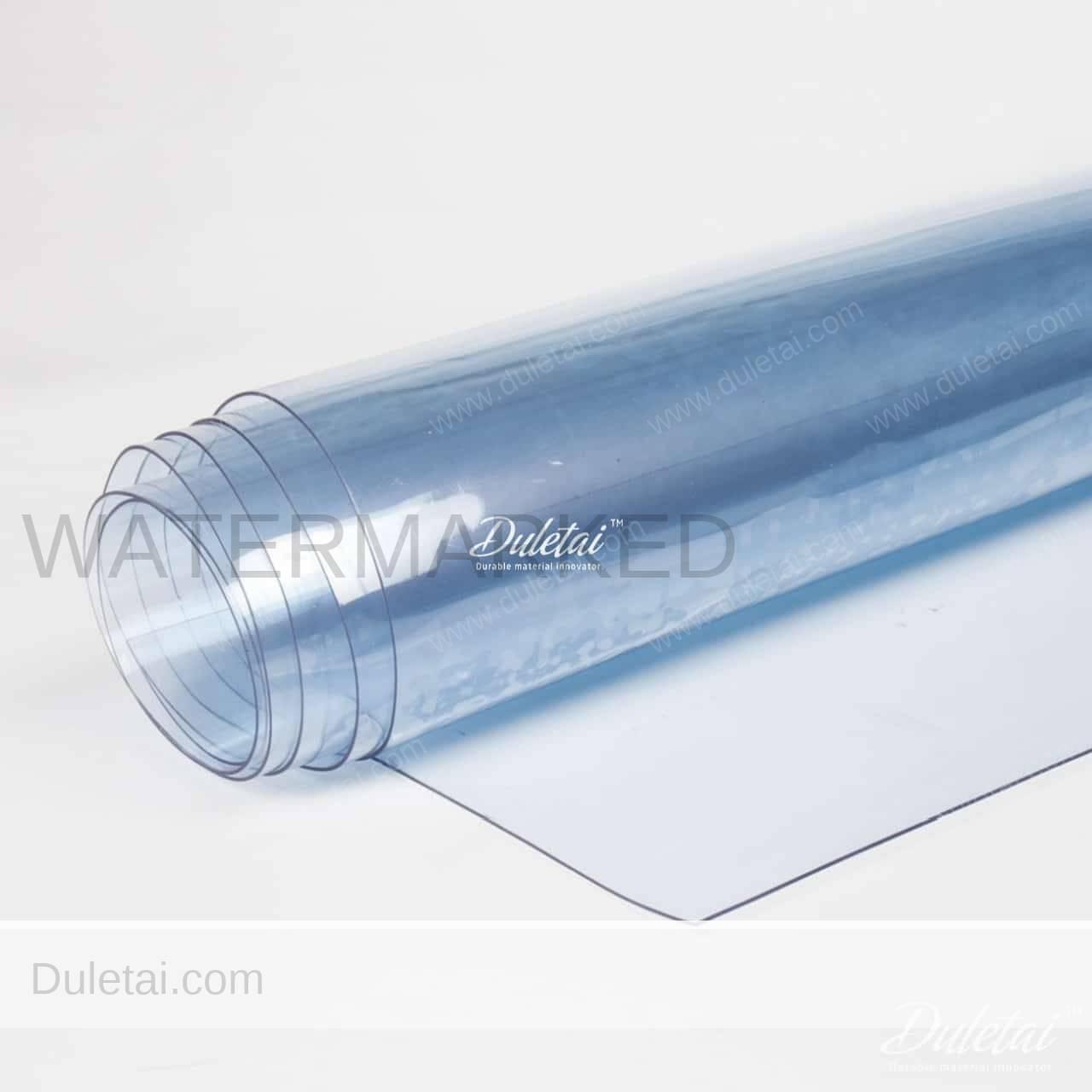 Clear Pvc Film 2 4m Width Super Clear Plastic In Roll