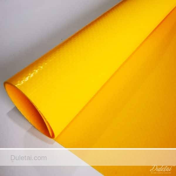 Truck side curtain fabric