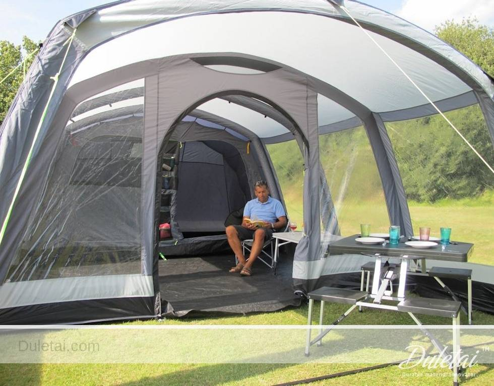Inflatable Tents: Instantly Ready For Camping