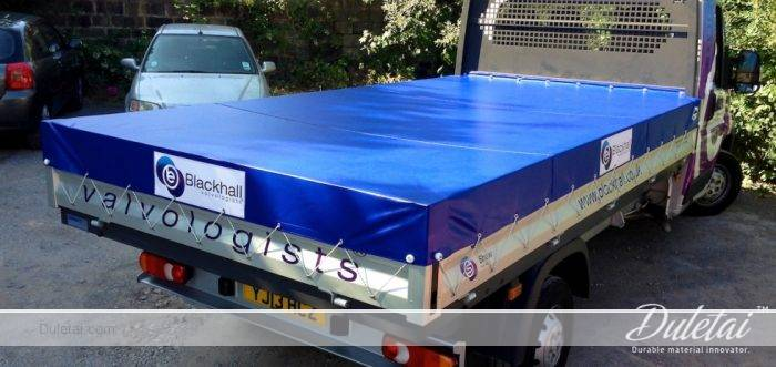 PVC tarpaulin for truck cover
