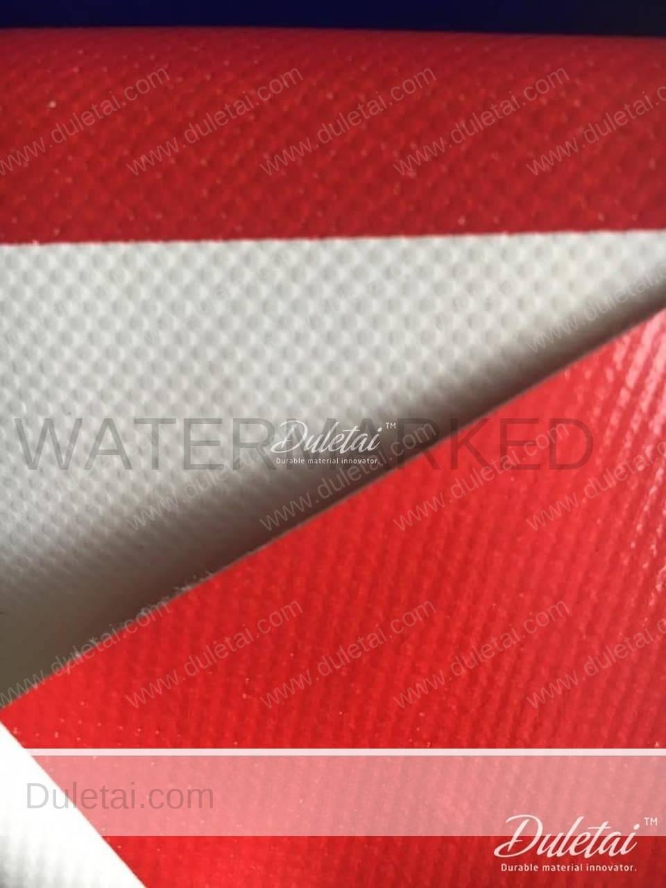 Stripped Pvc Tarpaulin Pvc Strip Tarpaulin Color Printed