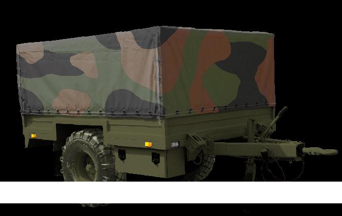 Military Camouflage Tarpaulin