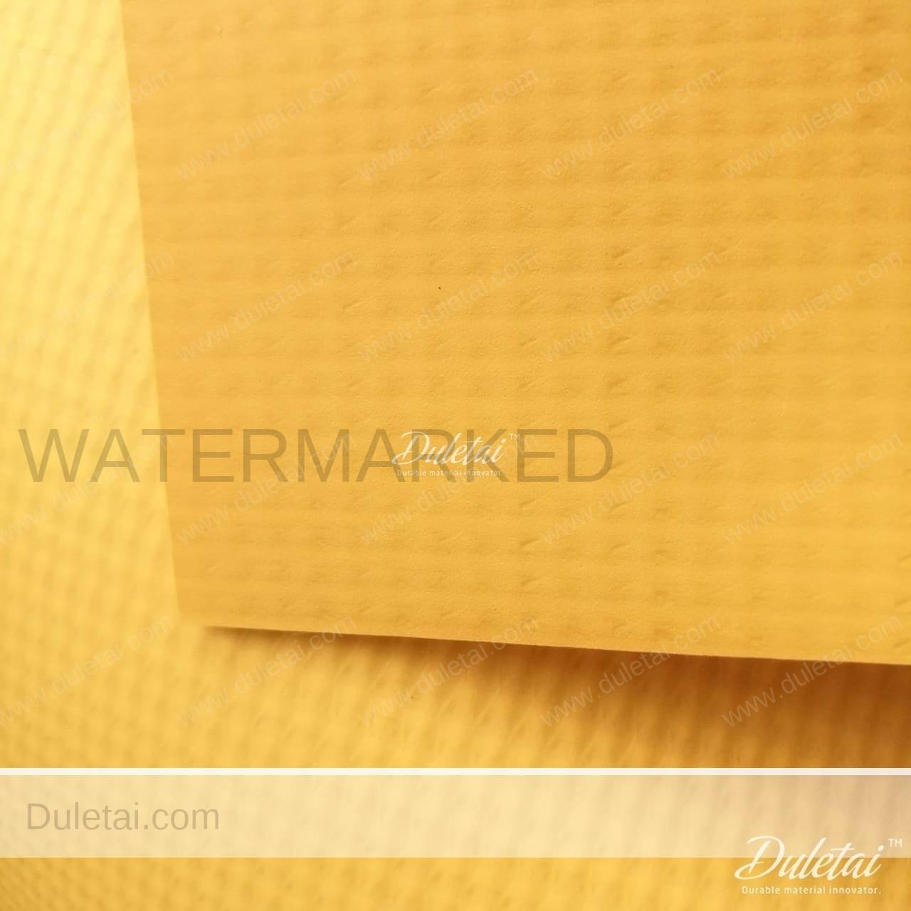 PVC coated ducting fabric