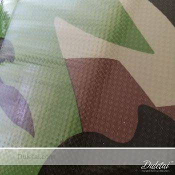 camouflage tarpaulin