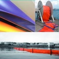Oil Fence Fabric