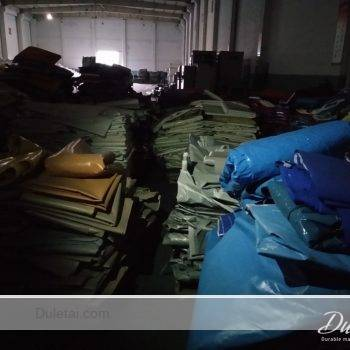 folded tarpaulin stocklots