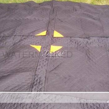 ice fishing tent fabric