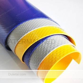 High speed door fabric
