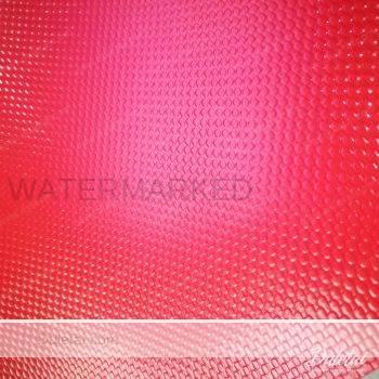 Acrylic larquered tarpaulin