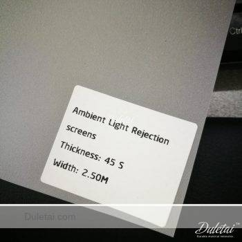 Ambient light rejecting screen