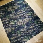 hunting tent fabric