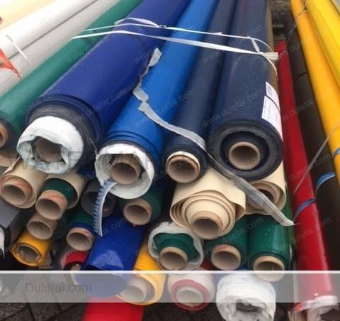 tarpaulin stock lots