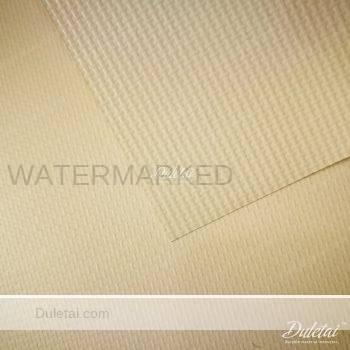 Fiberglass fabric pull down window shades