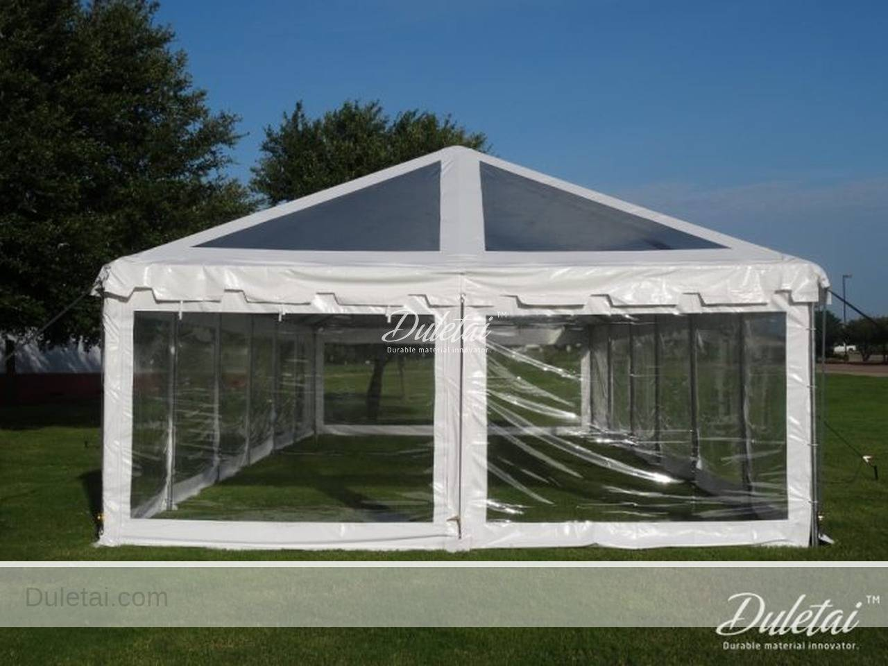clear pvc fabric