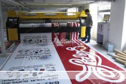 printing pvc coated flex banner