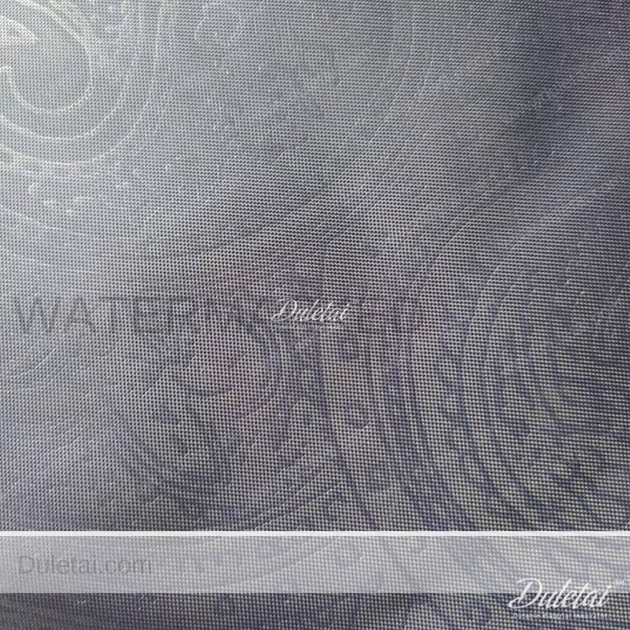 paisley pattern oxford fabric