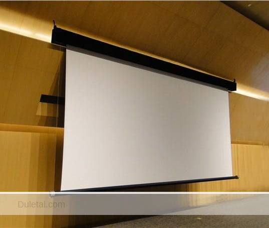 Projection Screen Fabric For Different Applications
