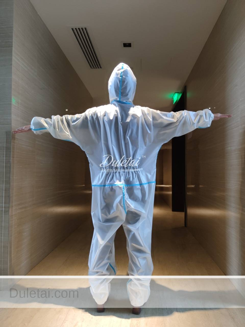 Full body protection suit