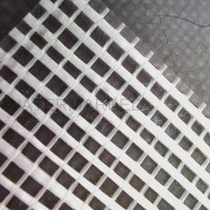 clear mesh tarps