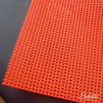 PVC mesh screen