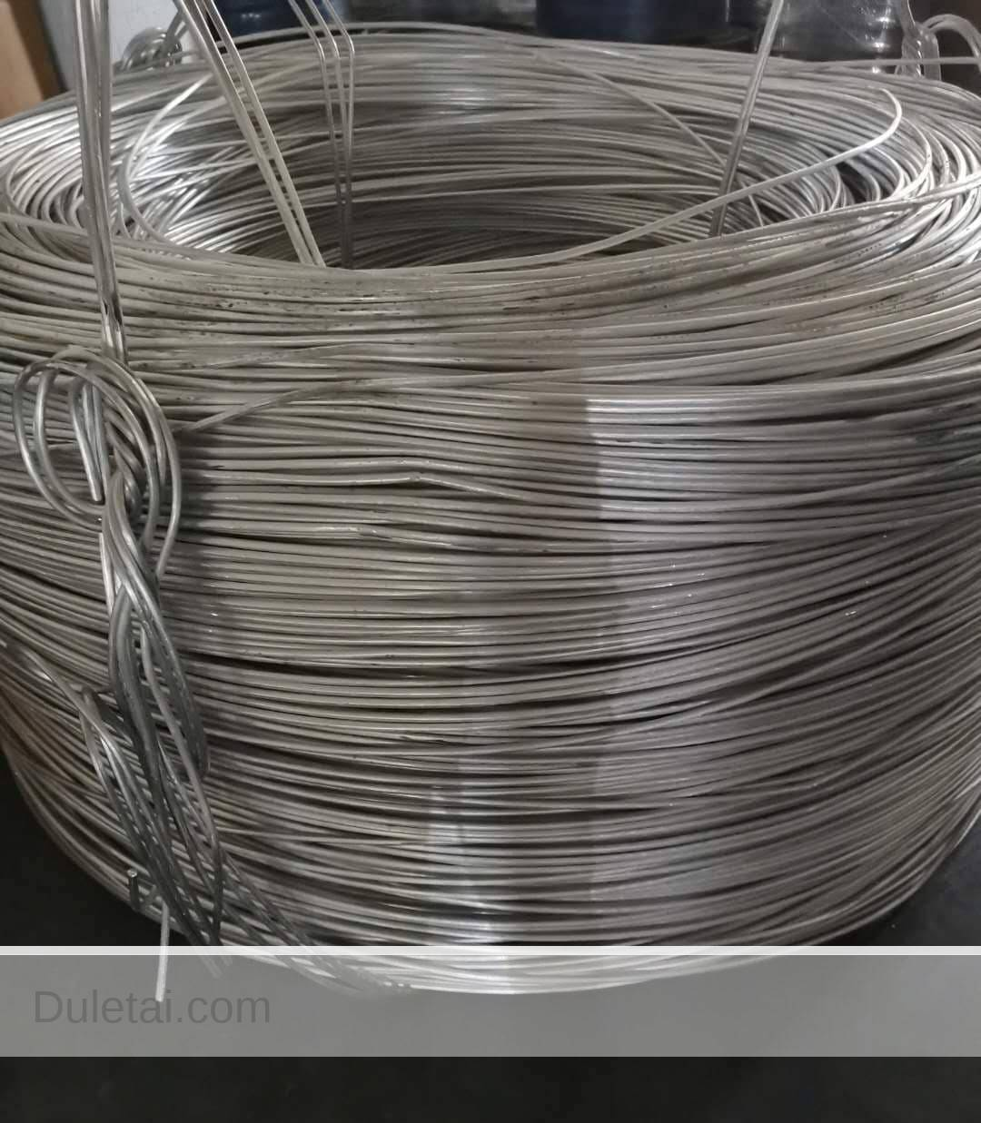 aluminium wire thermal spray coating