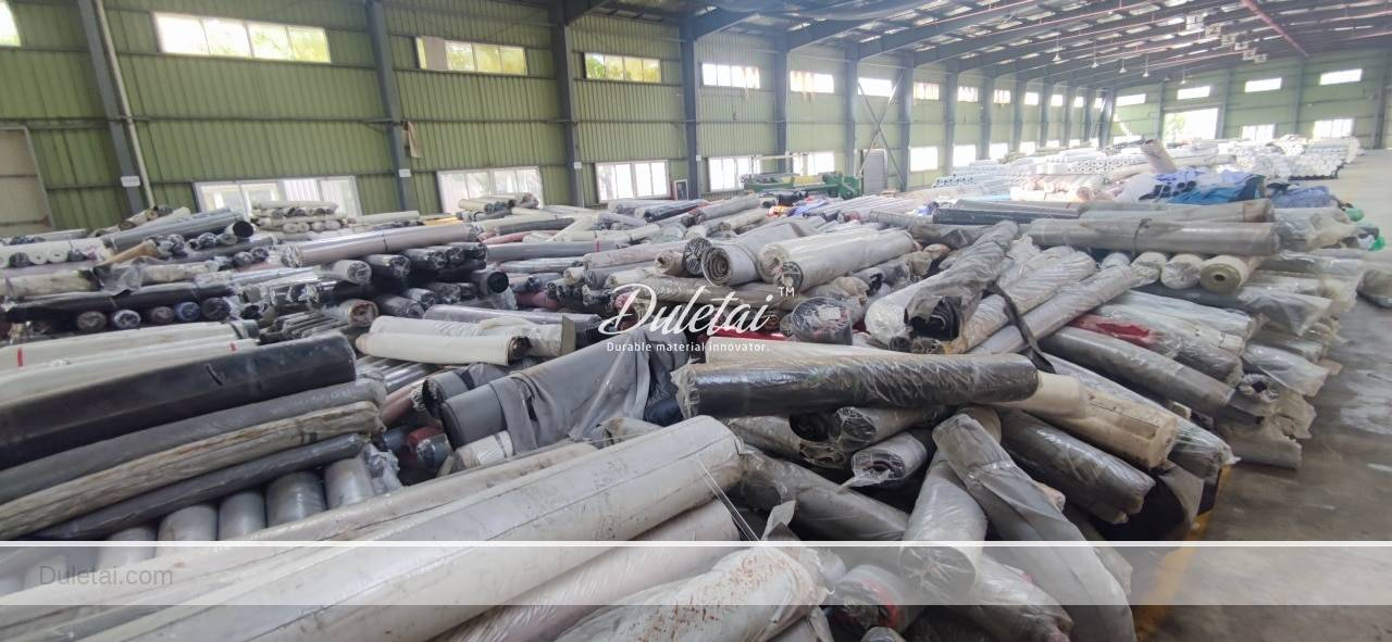 pvc leather stocklot
