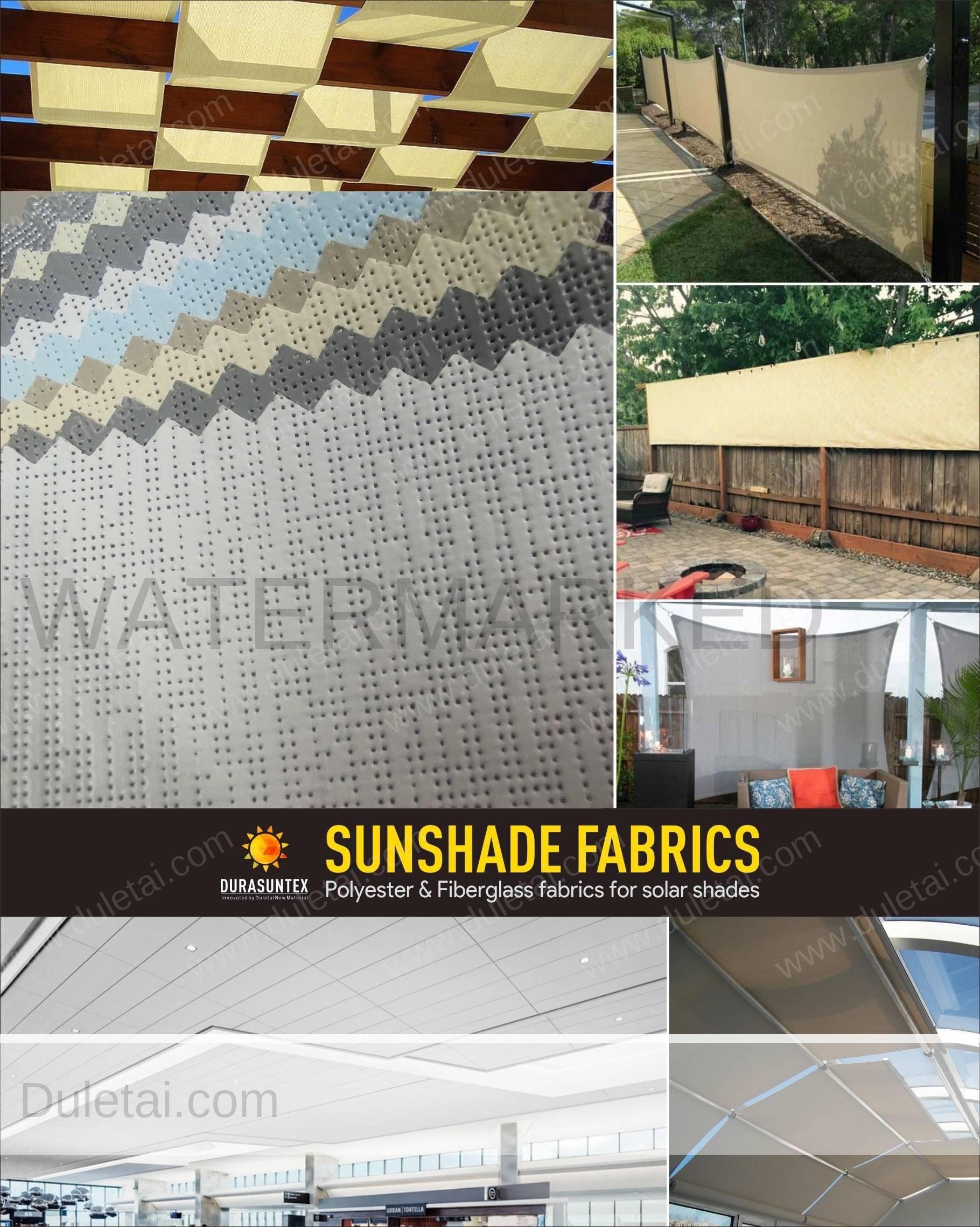 sunshade fabrics
