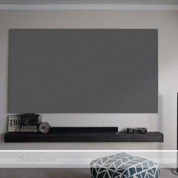 silver projection screen film