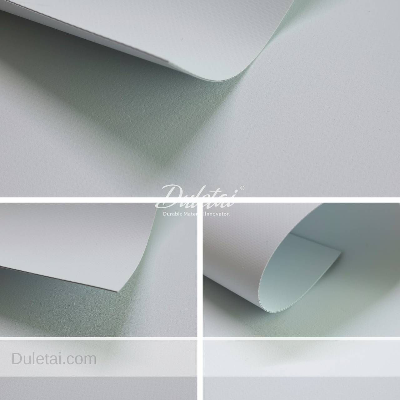 PVC roller blinds fabric
