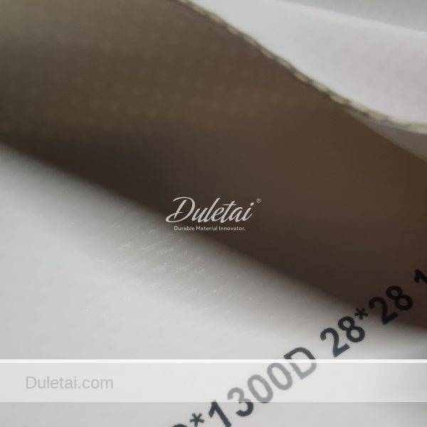 PVC canopy material