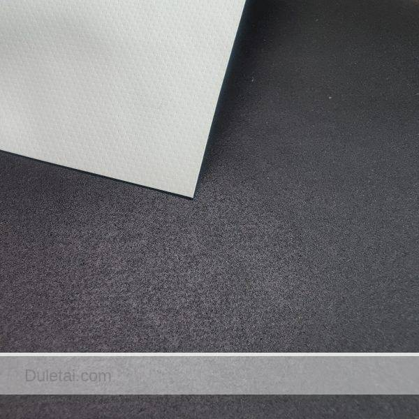 vinyl blind material