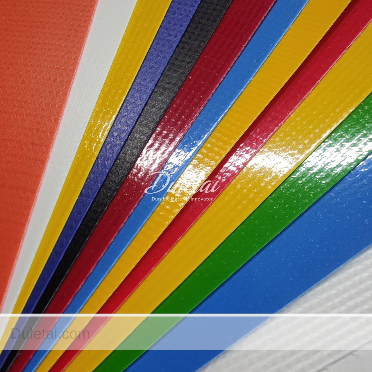 PVC inflatable fabric